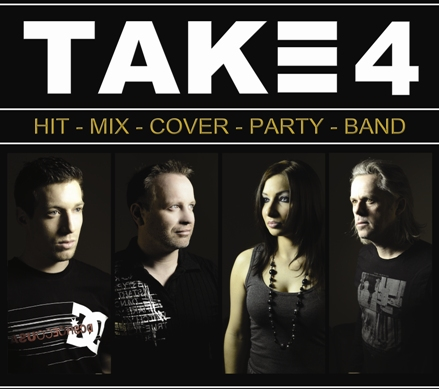 Take4 Cover Band